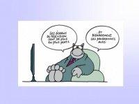 """Le Chat  """"très juste"""""""