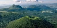 La chaine des Puys en Auvergne Patrimoine Mondial de l'UNESCO depuis le 2 juillet 2018