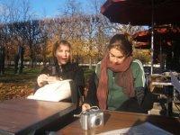 pause aux jardins des tuileries
