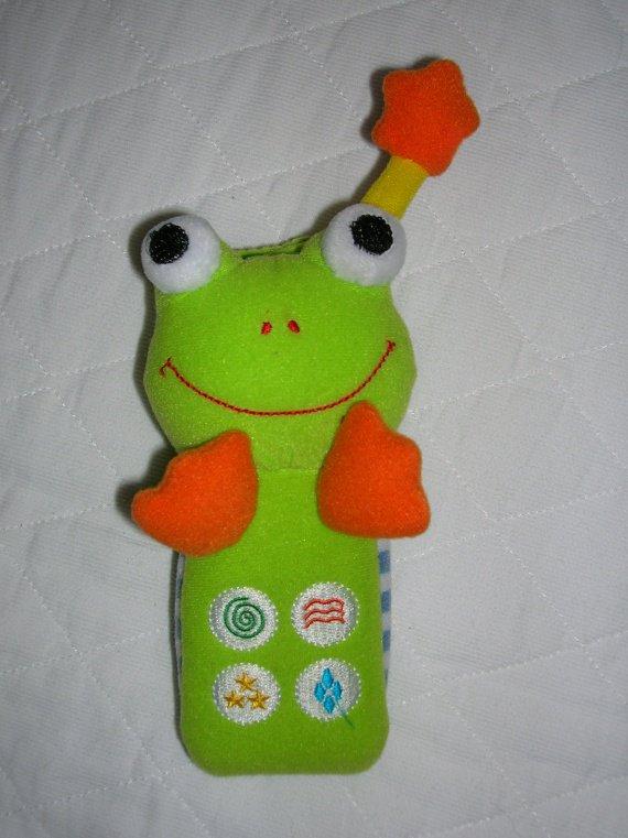 telephone grenouille son & lumière-5€