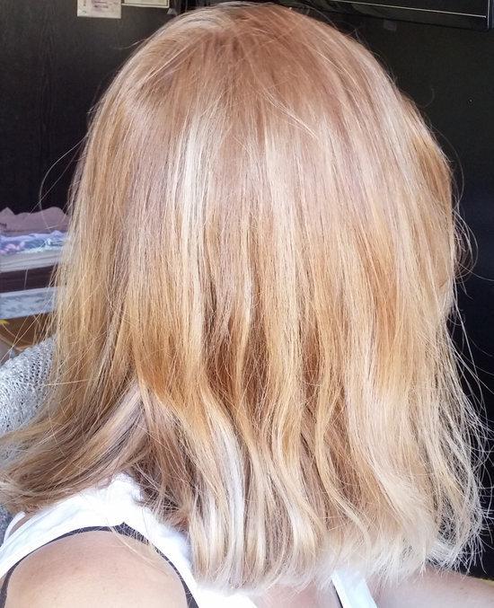 patine cendr orange comment rattraper mon blond cendr coiffure et coloration forum beaut. Black Bedroom Furniture Sets. Home Design Ideas