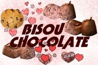 for bisou chocolat
