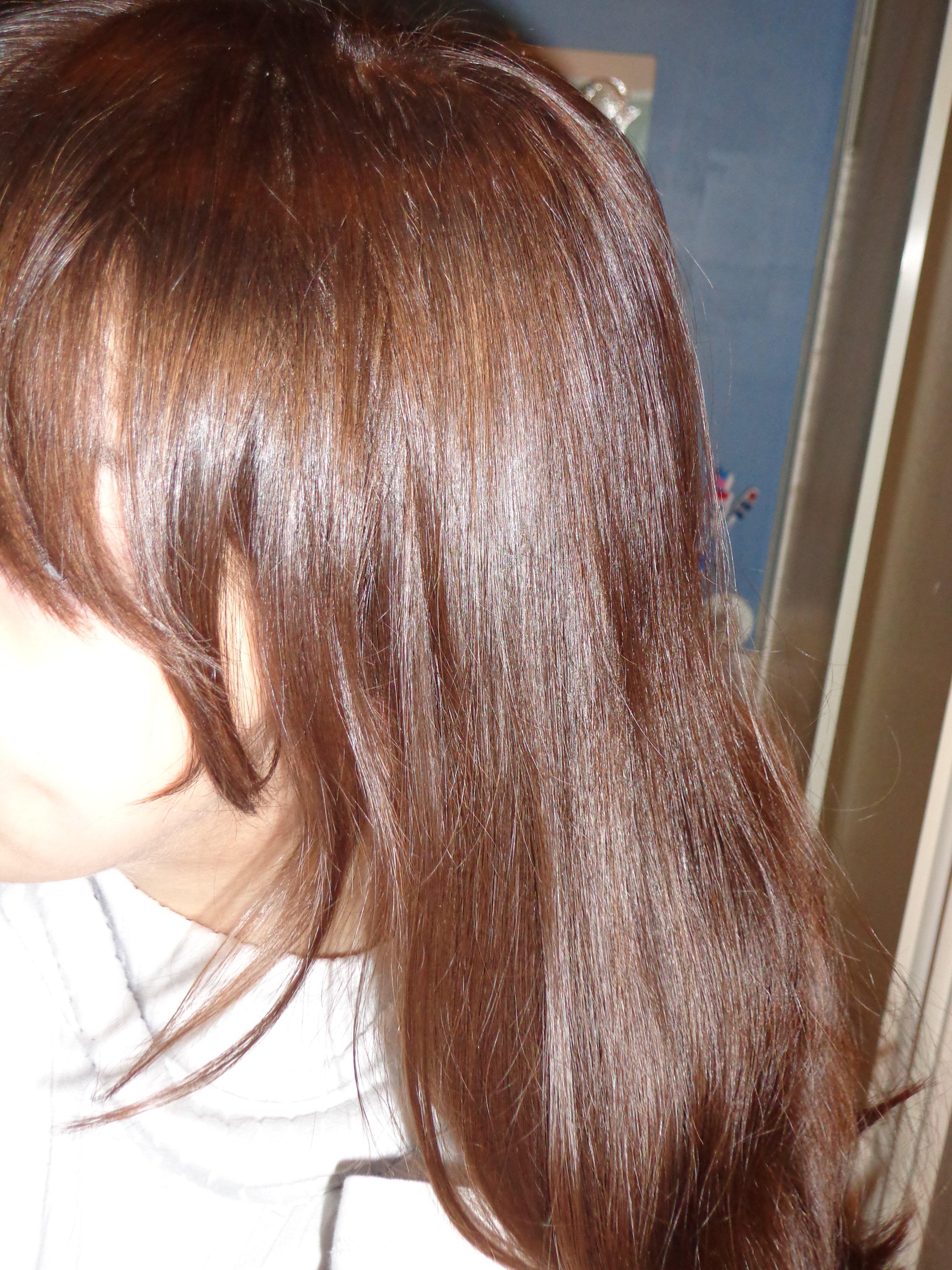 Coloration cheveux enceinte 7 mois