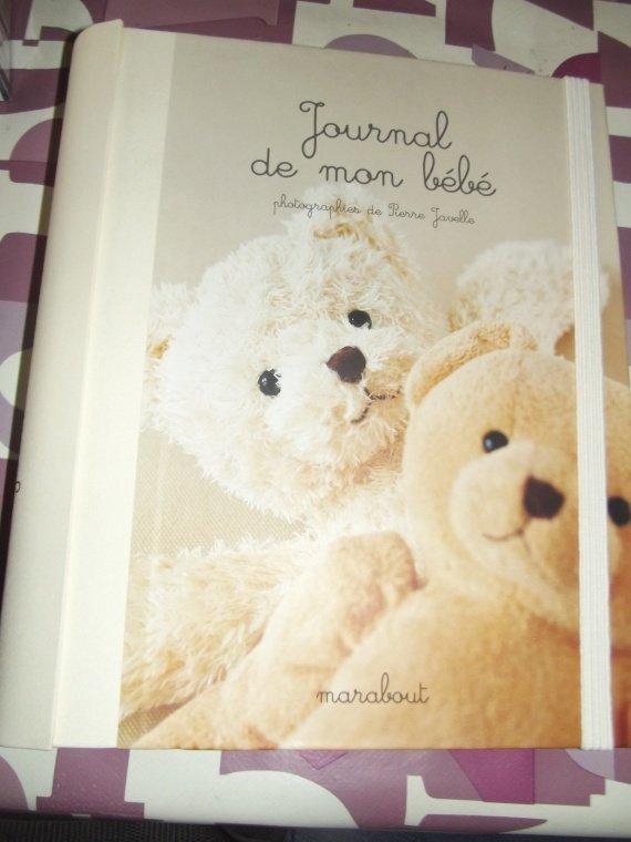journal de bébé