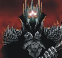 Morgoth, le Noir Ennemi du Monde.