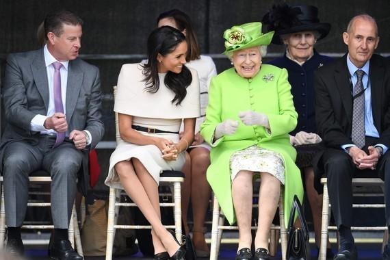 Queen-Elizabeth-II-Meghan-Markle-Cheshire-Visit-Pictures