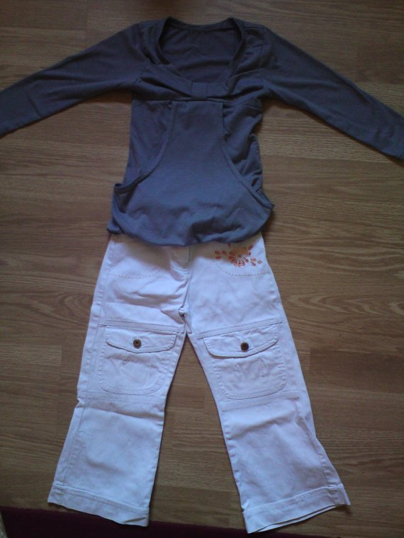 pantalon TCF 4 ans, 4 euros
