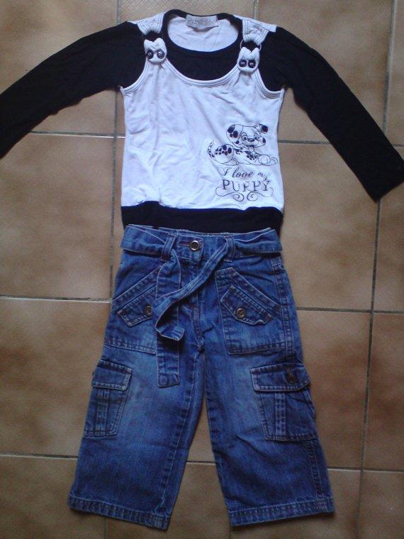 pantalon 24 mois 2 euros