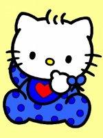 Bébé garçon Kitty