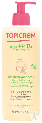 topicrem-soins-bebe-bio-gel-nettoyant-2en1-flacon-pompe-500ml