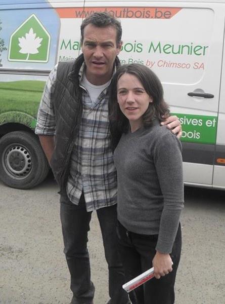 Moi et Marc Emmanuel