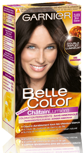 303 brun bne - Coloration Brun Chocolat