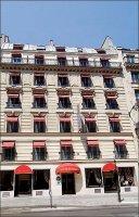 """L'hotel """"Ducs de Bourgogne"""" Paris 8e"""