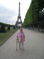 Moi et la Tour Eiffel
