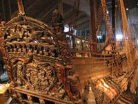 Vasa-quarterdeck