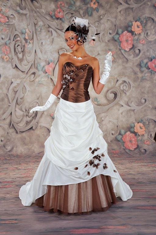 NOUGATINE ivoire chocolat - mariage chocolat ivoire - Bibiche 89 ...
