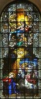 Vitrail cathédrale saint Louis