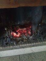 côte de boeuf à la cheminée