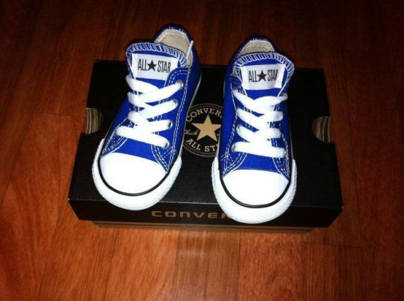converse taille 22