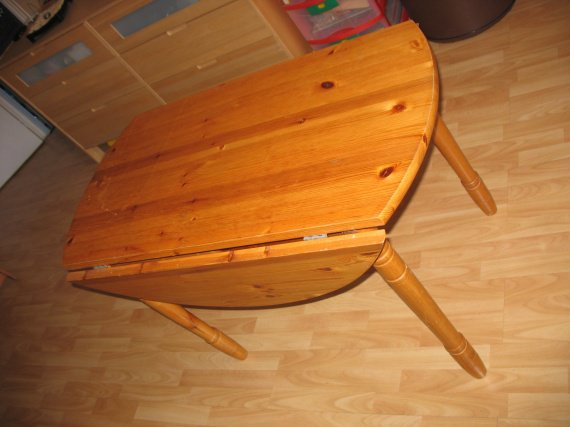 Customiser une table en bois d coration forum vie pratique for Customiser une table en bois