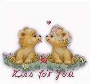 Bisous  2 kiss for you th