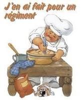 Cuisine régiment