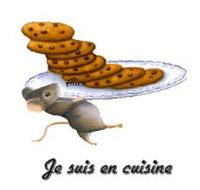 cookies souris
