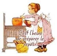 cuisine c'est l'heure de préparer