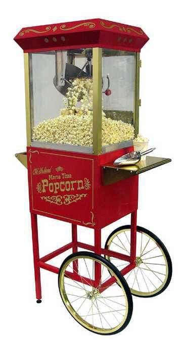 Machine-pop-corn