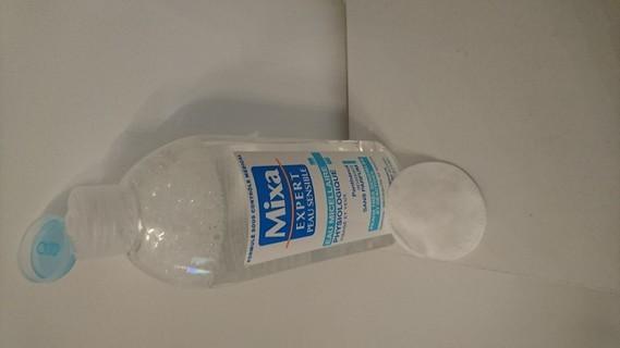 De l'eau qui nettoie !