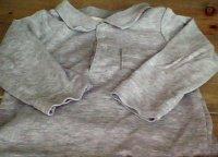 body H&M gris 2€