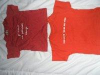 T shirt  grain de blé 6 mois 1.5€ l'unité