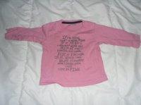 T shirt manches longues grain de blé 2€