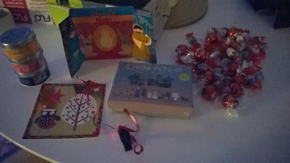 cadeaux de la ronde 2014
