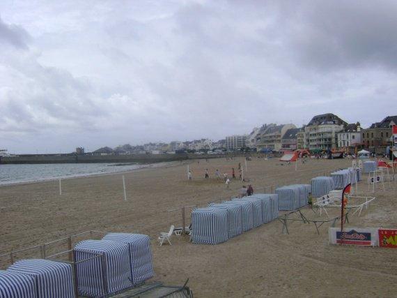 Quiberon plage....