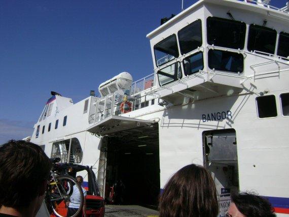 transport de voitures....par bateaux.....