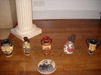 reproduction vases antiques