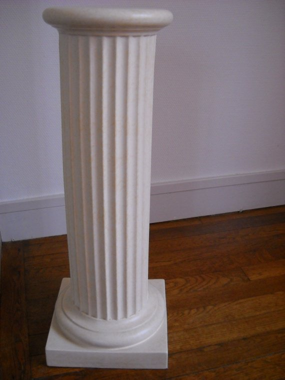 Colonne d corations salle mithra 72 photos club for Decoration romaine