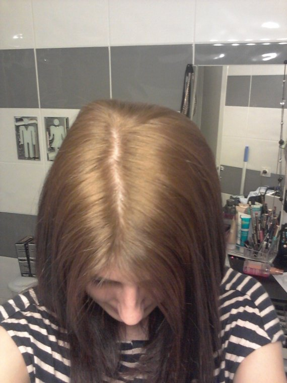 adding color to your hair chalk temporary spray and 1er color out - Color Out Avant Apres