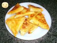 Briouates végétariennes