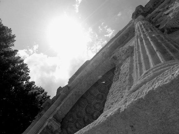 Arc De Triomphe Vue D'En Bas