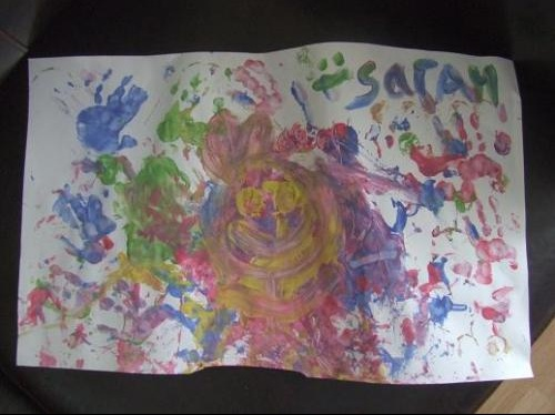 dessin de sarah