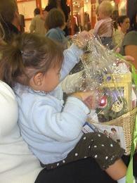 sarah et son super cadeau !!!