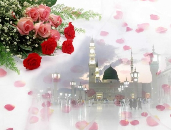 MOSQUEE ROSE