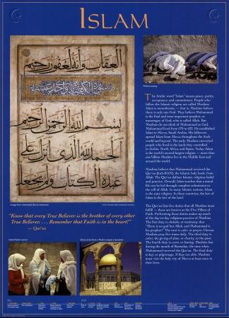islam affich