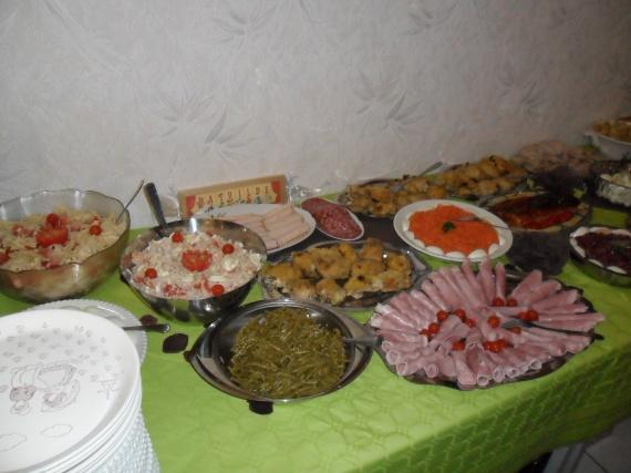 Ide pour buffet froid maison free with ide pour buffet - Decoration legumes pour buffet ...