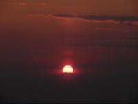 coucher soleil - cm