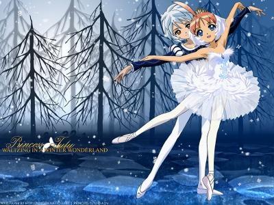 danseuse manga - cm