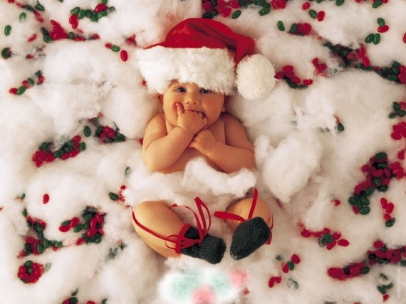 bébé Noël TTB