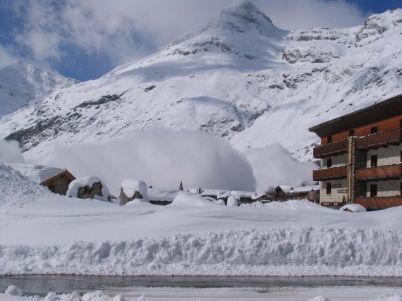 2008 fin avalanche
